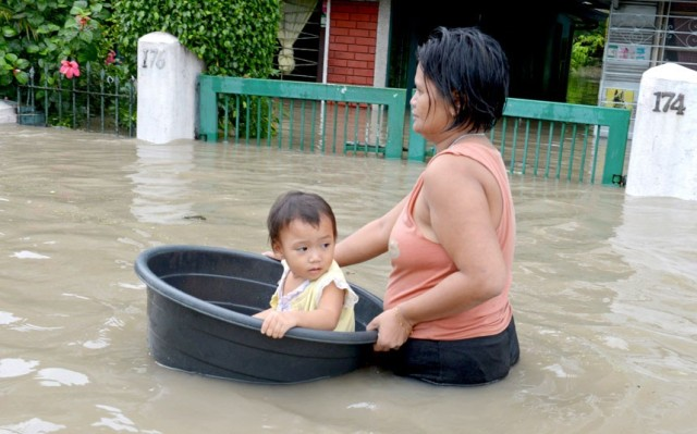 Philippine flood 2013