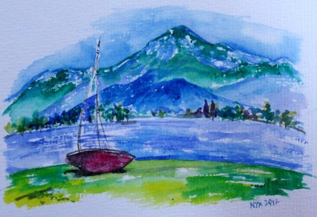 lago di como boat